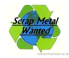 SCRAP METAL COLLECTION SERVICE ANY SIZE CARS INCLUDED ESSEX