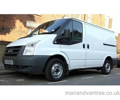 MAN & VAN - MOVES & REMOVALS with working driver in north London