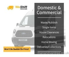 Rubbish Removals - ALL ASPECTS OF REMOVALS Liverpool