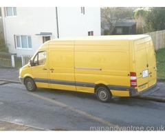 Van and Man removal 247, van hire service in cheap price London