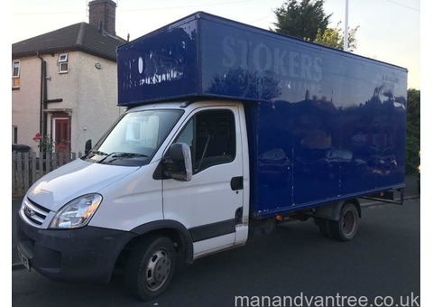 Cheap Removal Man & Van hire Leicester