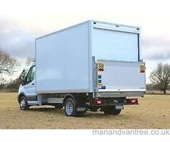 Local man and van hire, house move, cheap removals, collection or delivery, kitchen furniture