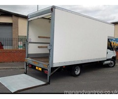 REMOVAL SERVICES - MAN & VAN HIRE - CHEAP & RELIABLE