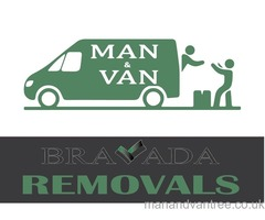 Man And Van | Man With Van | Bravada Removals