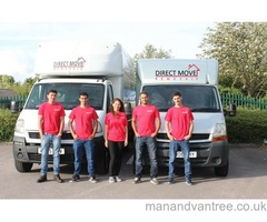 DIRECT MOVE REMOVALS Bristol Man and Van for hire moving van removal van house clearance cheap van