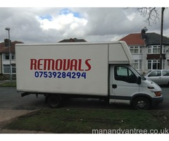 NEED A CHEAP, URGENT MAN & VAN, HOUSE REMOVALS, FLAT, OFFICE THEN LOOK NO FURTHER