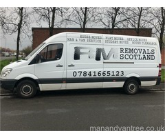 Removals LTD + man and van FULL REMOVALS, STUDENT MOVES, SOFAS, BEDS, WARDROBES