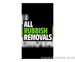 Junk & Rubbish Removal House Clearance Same Day Service  Man And Van