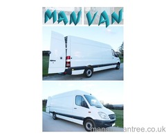 Man And Van removal I provide reliable and friendly man and van service throughout LONDON