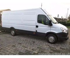 MAN and VAN in NORTH WEST - Professional and Affordable