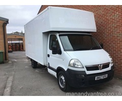 Man with van Cambridge - £10 to move a small furniture item across town!