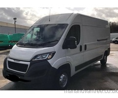 Ae van and man driver Cambuslang Glasgow