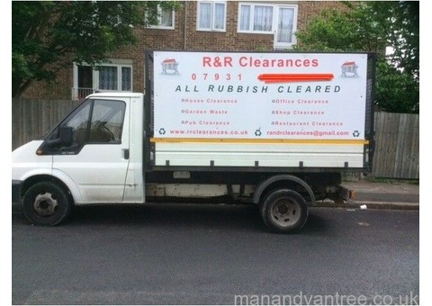 Affordable Rubbish Removal, Builders Waste, Garden Clearance, Garage Clearance