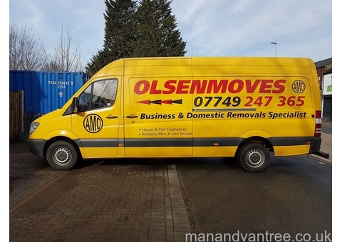 CALL US ON - 07749.247.365 - SALFORD AND ECCLES MAN AND VAN REMOVAL SERVICES, HOUSES  / FLATS ETC
