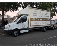London Man And Van - Cheap / Insured - Professional Home Removals
