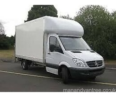 MAN WITH A VAN FOR HIRE, HOUSE REMOVALS, HOUSE CLEARANCES