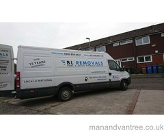 CHEAP MAN AND VAN HIRE, REMOVALS, WASTE, RUBBISH AND JUNK COLLECTION - Manchester City Centre