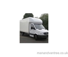 MAN AND A VAN, HOUSE REMOVALS, HOUSE CLEARANCES, OFFICE REMOVALS