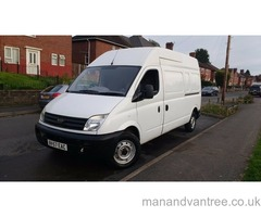 MAN and VAN SHORT NOTICE SERVICE **CAN BE THERE WITHIN HOUR**