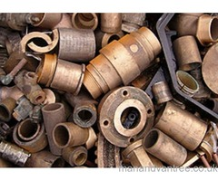 Free removal uplift and recycling of scrap metal