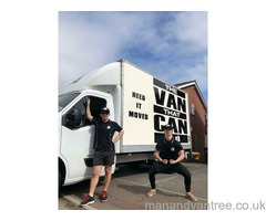 The Van That Can | Man and van in Cardiff | Office Removals | 1-5 bed house relocation