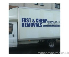 Man with van 3 men team price from £15 very cheap quotes.