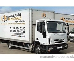 Man and Van Hire, Removals, House Removals, House Clearance, Office Removals