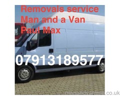 Man&Van, STUDENT MOVES, Removals Cathays