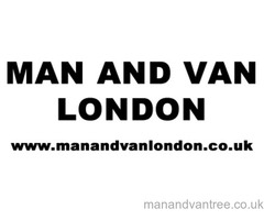 Removals Man and Van London, North, East, South and West London