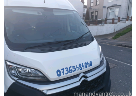 Man and Van Services Removals House Flat Dartford