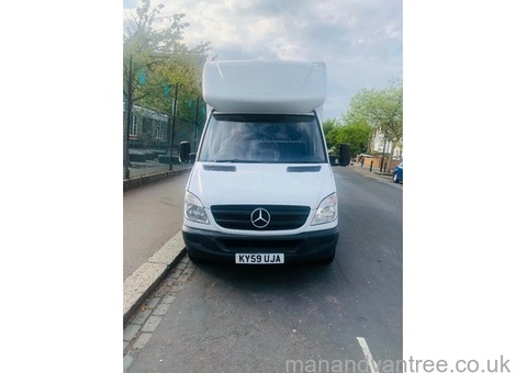 CHEAP VAN AND MAN AVAILABLE 24/7 short notice