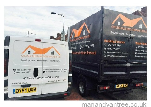 Waste Rubbish Removals Collections | Man + Van | Same Day Service