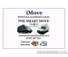 MAN & VAN SERVICES, REMOVALS, CLEARANCE POOLE