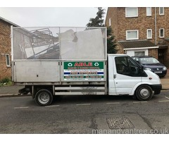 Able rubbish removal, house clearance, waste collection, and scarpe metal Islington