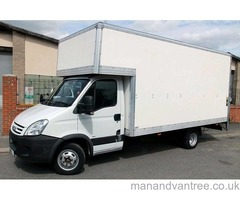 Cheapest Man and van removals Services 24/07