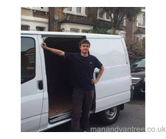 MAN WITH VAN (CHEAP AND RELIABLE) £25/hr