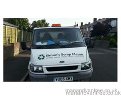 SIMONS RUBBISH/BUILDERS WASTE HOUSE/COMMERCIAL AND SCRAP METAL Bournemouth