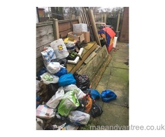 Rubbish and clearance removal Stockport