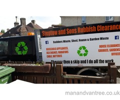 Steptow and sons rubbish clearance full waste licence