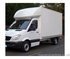 Birmingham to London - Mercedes Luton Van for deliveries/removals Hounslow