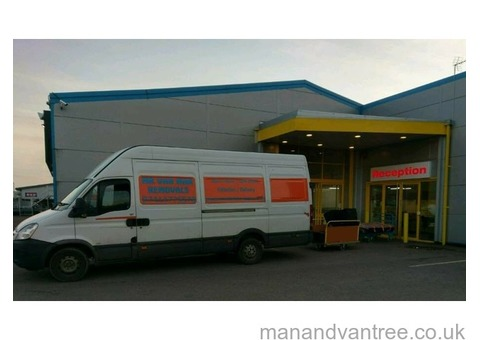 Mr Van Man SHORT NOTICE/LATE HOURS Removals