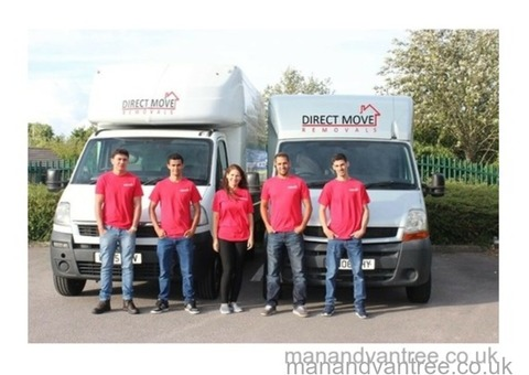 DIRECT MOVE REMOVALS BRISTOL MAN AND VAN FOR HIRE MOVING
