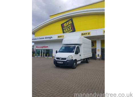 Bristol movers Man and Van Local Move, Moving House Flat Students
