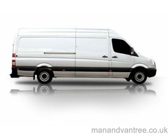 MAN AND A VAN REMOVAL DELIVERY SERVICE