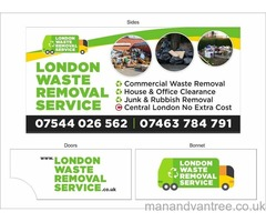 Waste Removal Services - Better & cheaper than a skip Waste