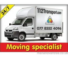 24/7 ★ Man and Van ★ Moving ★ Transport ★ Removal ★ London ★ UK ★ K