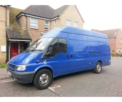 Man and van for hire based in Southend-on-Sea