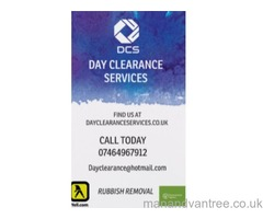DAY CLEARANCE SERVICES RUBBISH REMOVAL BRISTOL