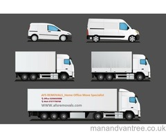 UK & EU Removal Services Man & Van Home & Office Furniture Mover House Clearance