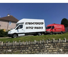 REMOVALS Plymouth LTD-24/7-WE USE LUTON VAN WITH TAIL LIFT!